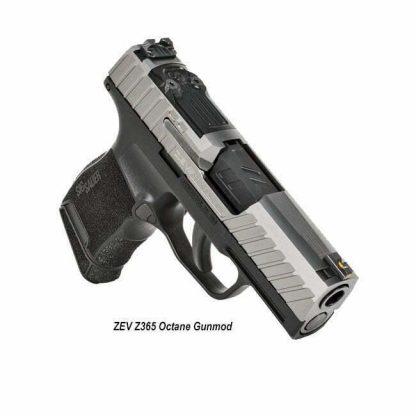 ZEV Z365 Octane Gunmod Pistol, GUNMOD-Z365-OCTANE-RMSC-GRY, 811338036322, in Stock, For Sale
