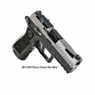 ZEV Z320 XCarry Octane Gun-Mod, GUNMOD-Z320-XCARRY-OCTANE-RMR-GRY, 811338036193, in Stock, For Sale