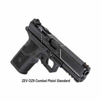 ZEV OZ9 Combat Pistol Standard, OZ9-STD-COMBAT-B-B, 811338035615, in Stock, For Sale