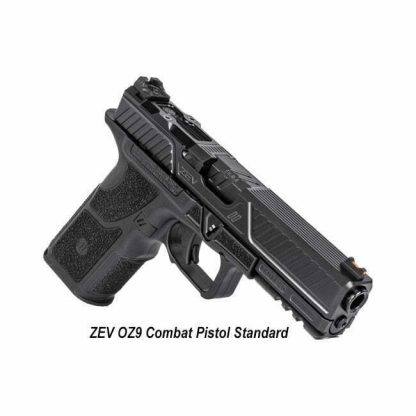 ZEV OZ9 Combat Pistol Standard, OZ9-STD-COMBAT-B-B, 811338035615, in Stock, For Sale