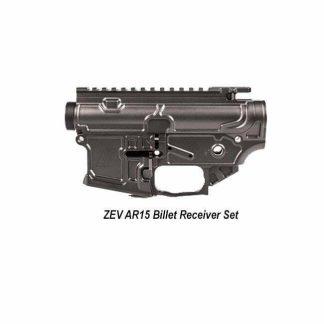ZEV AR15 Billet Receiver Set, 5.56, REC.SET-556-BIL, 811745029214, in Stock, For Sale