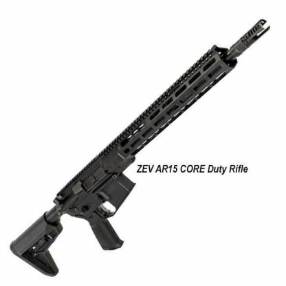 ZEV AR15 CORE Duty Rifle, AR15-CD-556-16, 811338036292, in Stock, For Sale