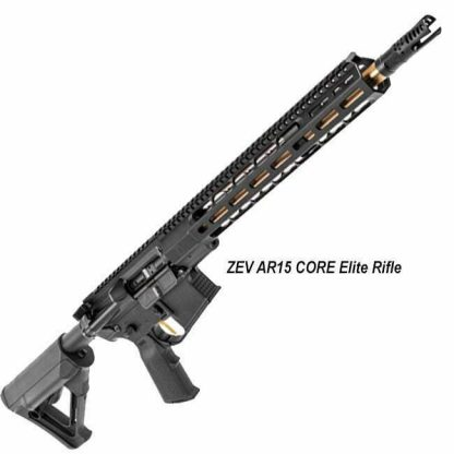 ZEV AR15 CORE Elite Rifle, AR15-CE-556-16-B, 811338034090, in Stock, For Sale