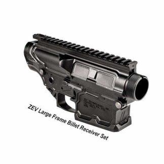 ZEV Large Frame Billet Receiver Set, .308, REC.SET-308-BIL, 811745029276, in Stock, For Sale
