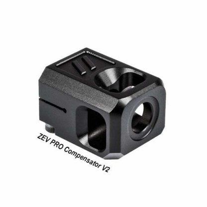 ZEV PRO Compensator V2, COMP-PRO-V2-B, 81138032744, in Stock, For Sale