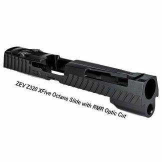 ZEV Z320 XFive Octane Slide with RMR Optic Cut, SLD-Z320-XFIVE-OCTANEW-RMR-DLC, 811338035936, in Stock, For Sale