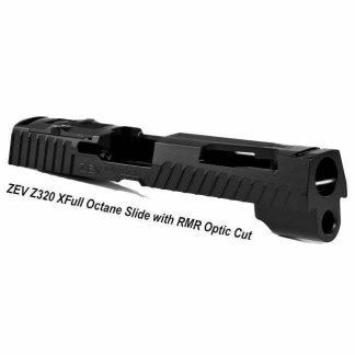 ZEV Z320 XFull Octane Slide with RMR Optic Cut, SLD-Z320-XFULL-OCTANE-RMR-DLC, 811338035943, in Stock, For Salein Stock, For Sale