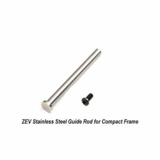 ZEV Stainless Steel Guide, G.ROD-CPT-SS, 811745021959, in Stock, For Sale Rod for Compact Frame