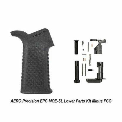 AERO Precision EPC MOE-SL Lower Parts Kit Minus FCG , APRH101328, in Stock, For Sale