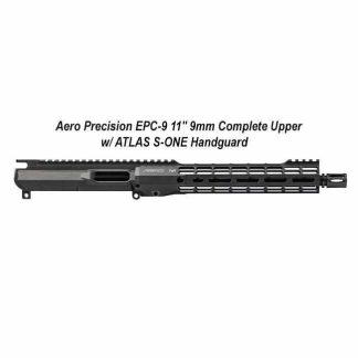 """Aero Precision EPC-9 11"""" 9mm Complete Upper w/ ATLAS S-ONE Handguard, Black, APAR620103M86, in Stock, For Sale"""