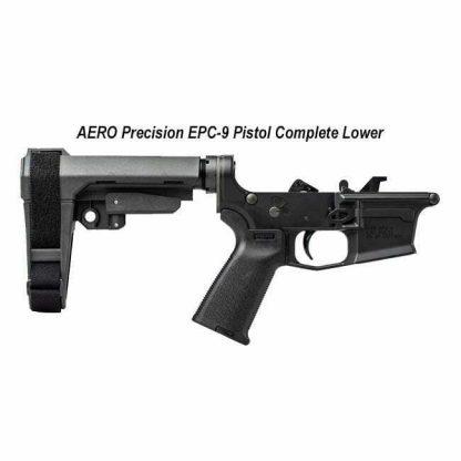 AERO Precision EPC-9 Pistol Complete Lower, APAR620507, in Stock, For Sale