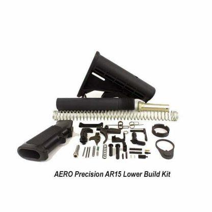 AERO Precision AR15 Lower Build Kit