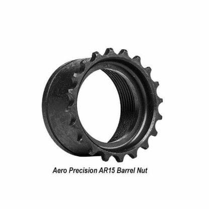 Aero Precision AR15 Barrel Nut, APRH100009C, 00815421021066, in Stock, for Sale