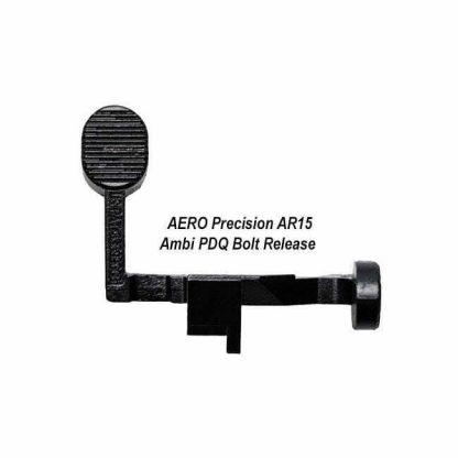 AERO Precision AR15 Ambi PDQ Bolt Release, APRH100012C, 00815421025231, in Stock, for Sale