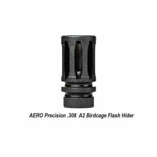 AERO Precision .308 A2 Birdcage Flash Hider, APRH100073C, 00815421021103, in Stock, for Sale