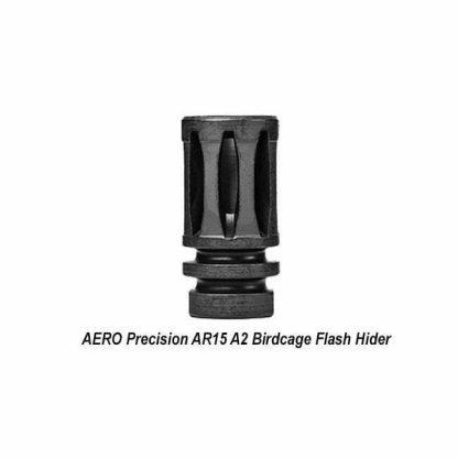AERO Precision AR15 A2 Birdcage Flash Hider, APRH100111C, 815421021127, in Stock, for Sale