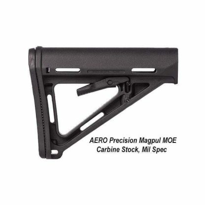 AERO Precision Magpul MOE Carbine Stock, Mil Spec, APRH100188C, 00815421025392, in Stock, for Sale