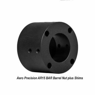 Aero Precision AR15 BAR Barrel Nut plus Shims, APRH100268, 00815421025446, in Stock, for Sale