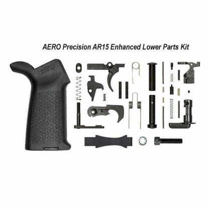 AERO Precision AR15 Enhanced Lower Parts Kit, APRH100301C, in Stock, For Sale