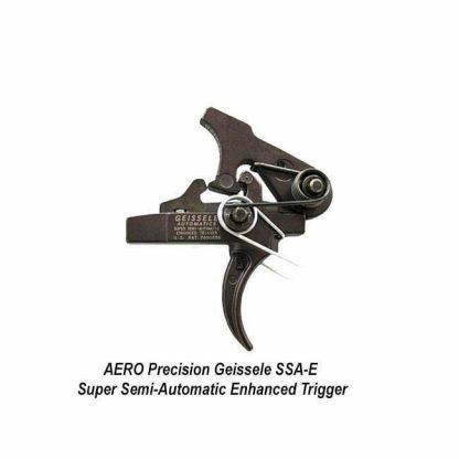 AERO Precision Geissele Super Semi-Automatic Enhanced Trigger, SSA-E, APRH100363, 00815421025507, in Stock, For Sale