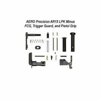 AERO Precision AR15 LPK Minus FCG, Trigger Guard and Pistol Grip, APRH100385C, in Stock, For Sale