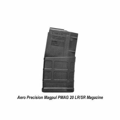 Aero Precision Magpul PMAG 20 LR/SR Magazine, APRH100714, 00840014607297, in Stock, for Sale