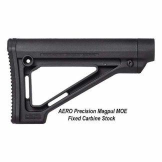 AERO Precision Magpul MOE Fixed Carbine Stock, APRH100912C, 00840014606870, in Stock, for Sale