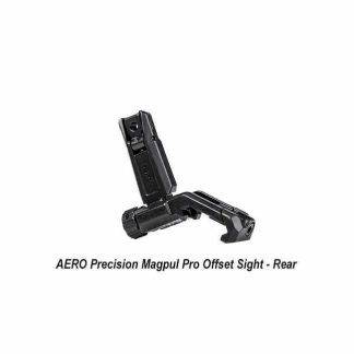 AERO Precision Magpul Pro Offset Sight - Rear, APRH100917, 00840014607471, in Stock, for Sale