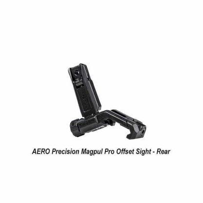 AERO Precision Magpul Pro Offset Sight - Rear, APRH100917, 00840014607471, in Stock, for Sale