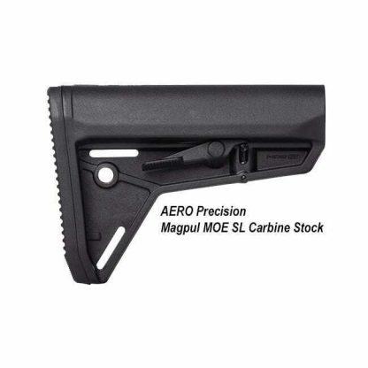 AERO Precision Magpul MOE SL Carbine Stock, APRH100924C, 00840014606917, in Stock, for Sale