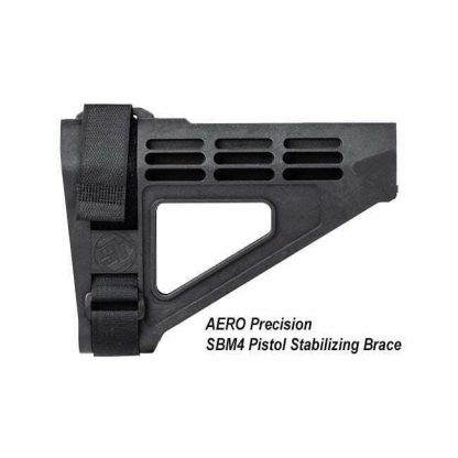 AERO Precision SBM4 Pistol Stabilizing Brace, APRH100955C, 00840014607006, in Stock, for Sale