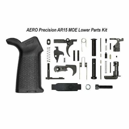 AERO Precision AR15 MOE Lower Parts Kit, APRH100964, in Stock, For Sale