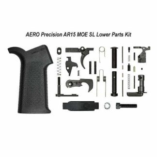 AERO Precision AR15 MOE SL Lower Parts Kit, APRH100966, in Stock, For Sale