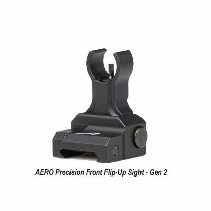 AERO Precision Front Flip-Up Sight - Gen 2, APRH101121C, 00815421027709, in Stock, for Sale