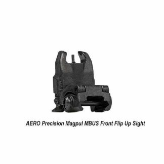 AERO Precision Magpul Front Flip Up Sight, MBUS, APRH101156, 00840014607433, in Stock, for Sale