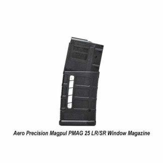 Aero Precision Magpul PMAG 25 LR/SR Window Magazine, APRH101158, 00840014607303, in Stock, for Sale