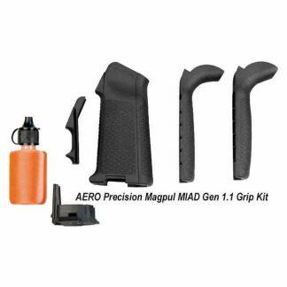 AERO Precision Magpul MIAD Gen 1.1 Grip Kit, APRH101162, 00840014606788, in Stock, for Sale