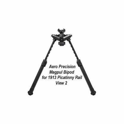 Aero Precision Magpul Bipod for 1913 Picatinny Rail, View 2