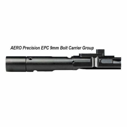 AERO Precision EPC 9mm Bolt Carrier Group, APRH101200C, in Stock, For Sale