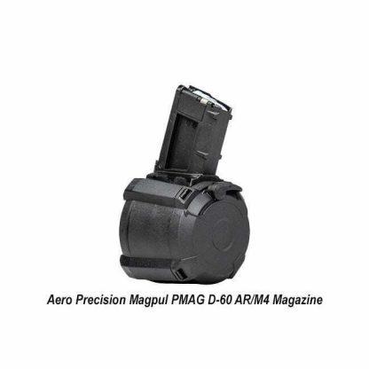 Aero Precision Magpul PMAG D-60 AR/M4 Magazine, APRH101223, 00840014607273, in Stock, for Sale