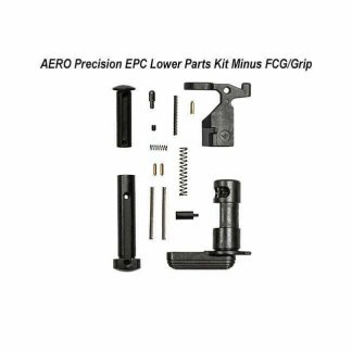 AERO Precision EPC Lower Parts Kit Minus FCG/Grip, APRH101330, in Stock, for Sale