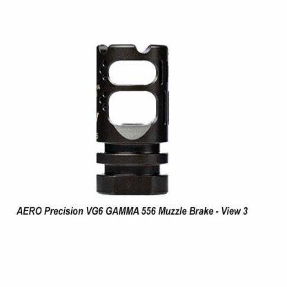 AERO Precision VG6 GAMMA 556 Muzzle Brake, in Stock, for Sale