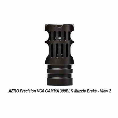 AERO Precision VG6 GAMMA 300BLK Muzzle Brake, in Stock, for Sale