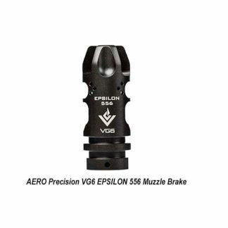 AERO Precision VG6 EPSILON 556 Muzzle Brake, APVG100004A, 00815421020243, in Stock, for Sale