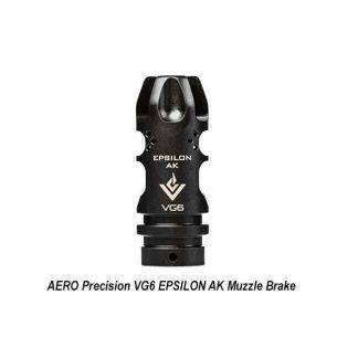 AERO Precision VG6 EPSILON AK Muzzle Brake, APVG100015A, 00815421020335, in Stock, on Sale