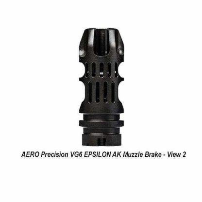 AERO Precision VG6 EPSILON AK Muzzle Brake, View 2, APVG100015, in Stock, for Sale