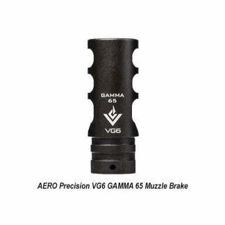 AERO Precision VG6 GAMMA 65 Muzzle Brake, APVG100016A, 00815421021424, in Stock, for Sale