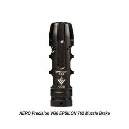 AERO Precision VG6 EPSILON 762 Muzzle Brake, APVG100021A, 00815421026245, in Stock, for Sale