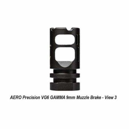 AERO Precision VG6 GAMMA 9mm Muzzle Brake, in Stock, for Sale