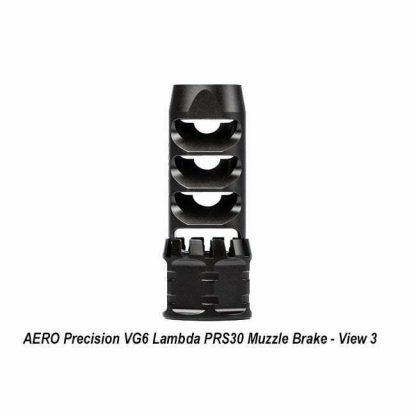 AERO Precision VG6 Lambda PRS30 Muzzle Brake